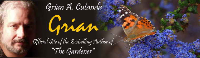 Grian - Official Site of the Bestselling Author of The Gardener